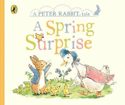 Peter Rabbit Spring Surprise