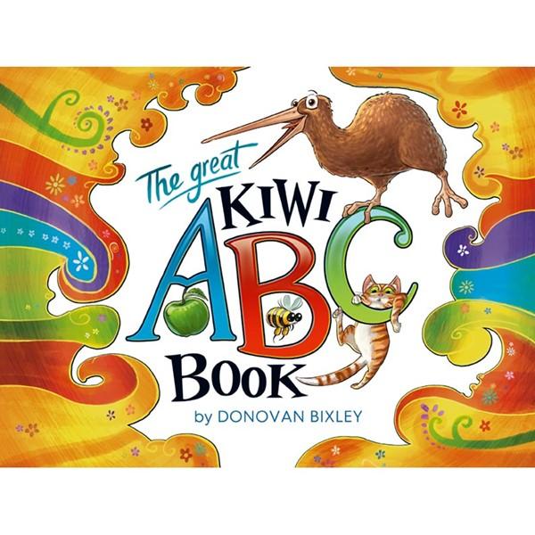 The Great Kiwi ABC