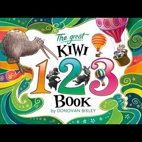The Great Kiwi 123