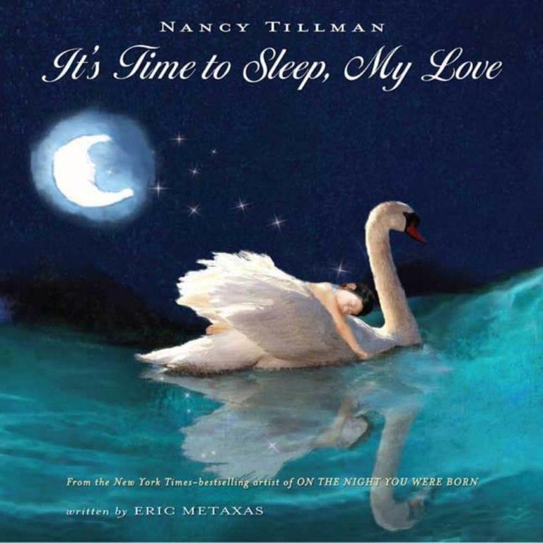 Nancy Tilman - It's Time To Sleep My Love