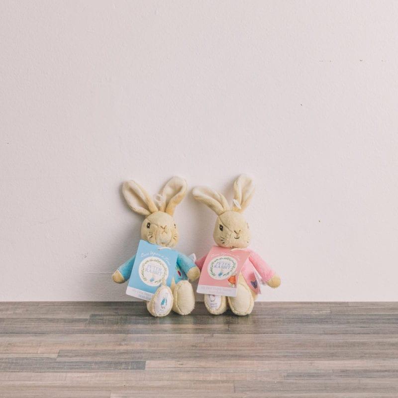 Peter Rabbit First Bean Rattle - Peter
