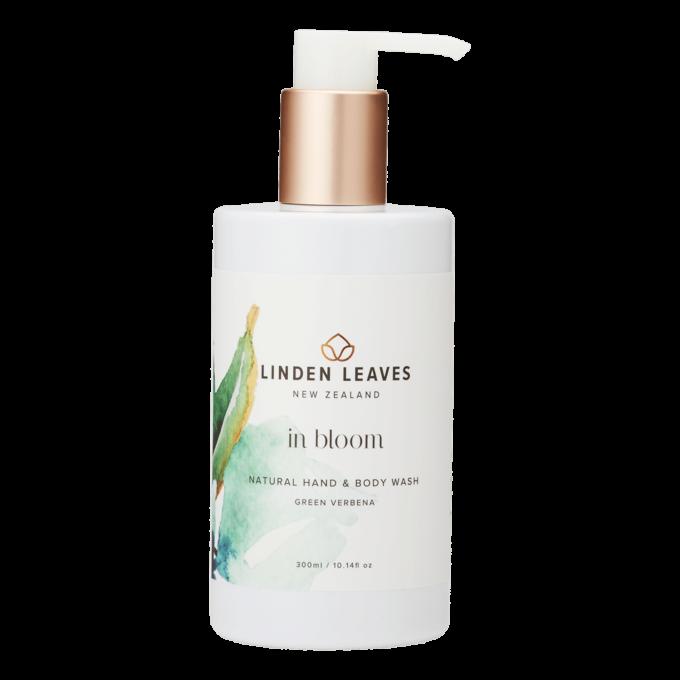 Linden Leaves Green Verbena Body Wash
