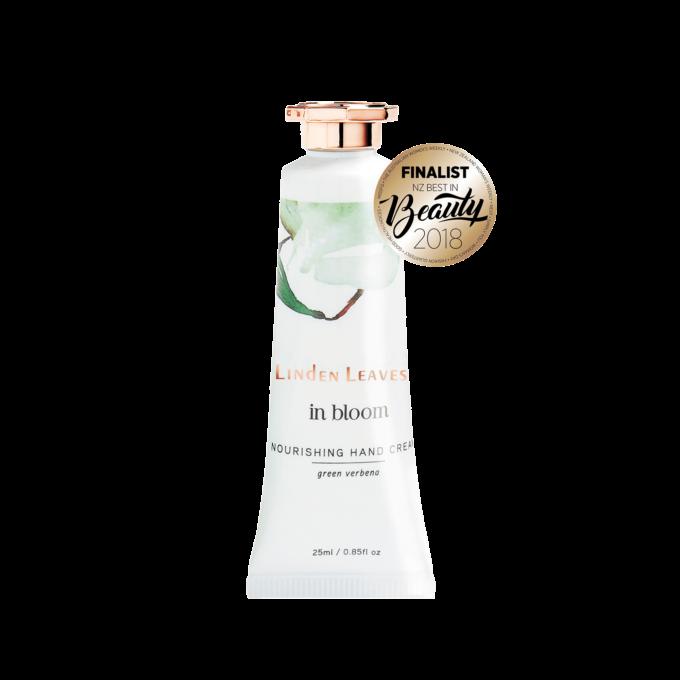Linden Leaves Green Verbena Hand Cream