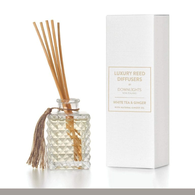 Down Lights White Tea & Ginger Luxe Diffuser