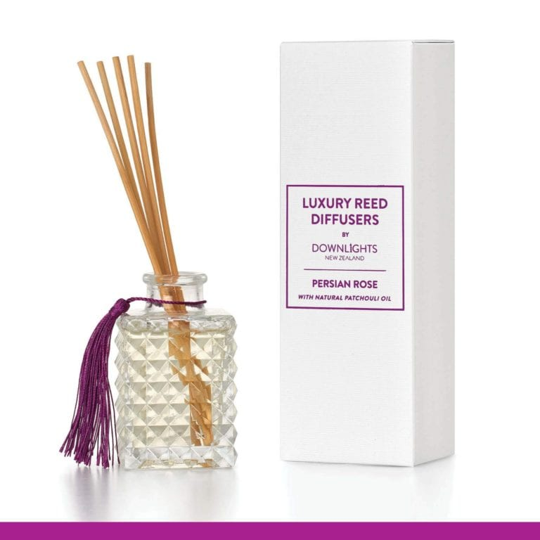 Down Lights Persian Rose Luxe Diffuser