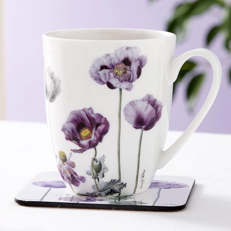 Ashdene Poppies Mug