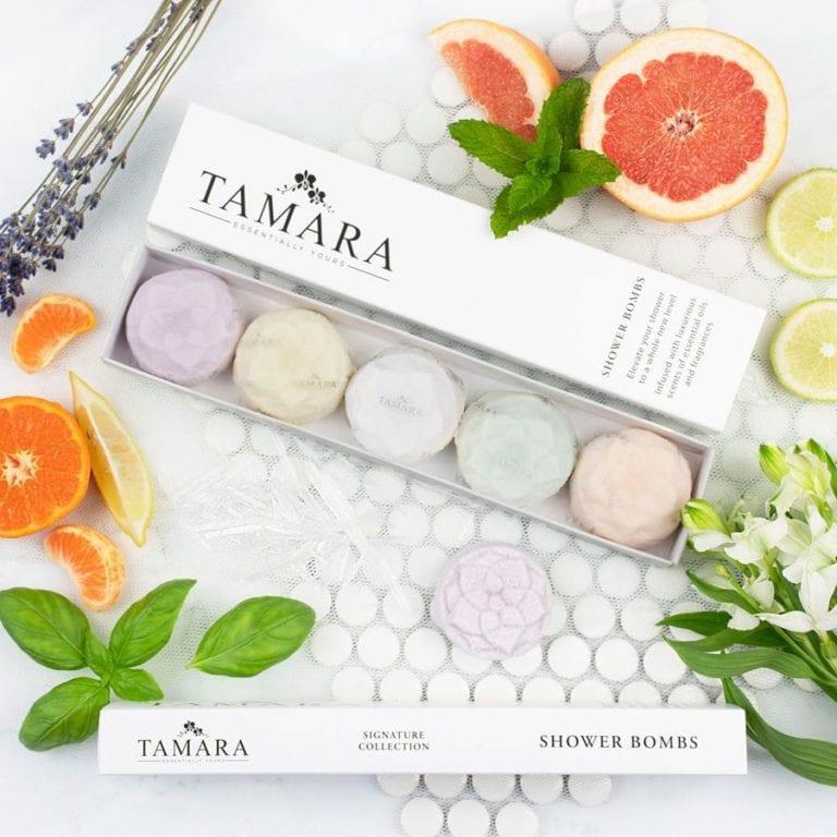 Tamara Shower BombSignature Giftpack