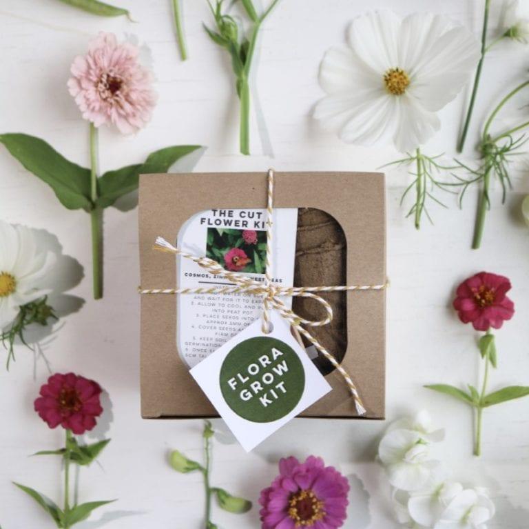 Flora Grow - Cut Flower Kit