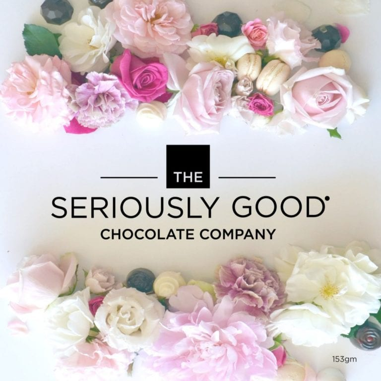 Floral Collection Seriously Good Chocolate 9 Box