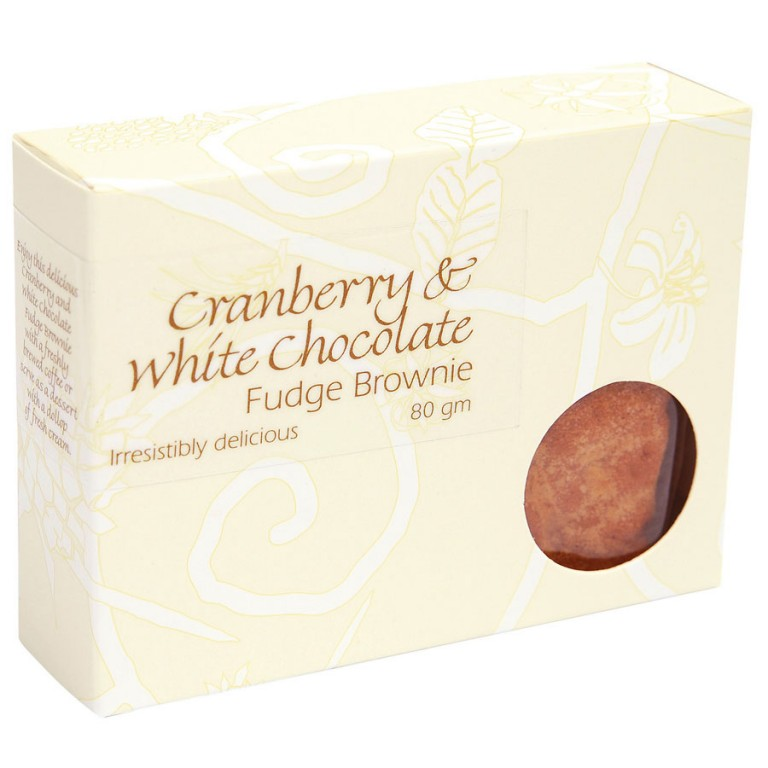 Herb & Spice Cranberry & White Chocolate
