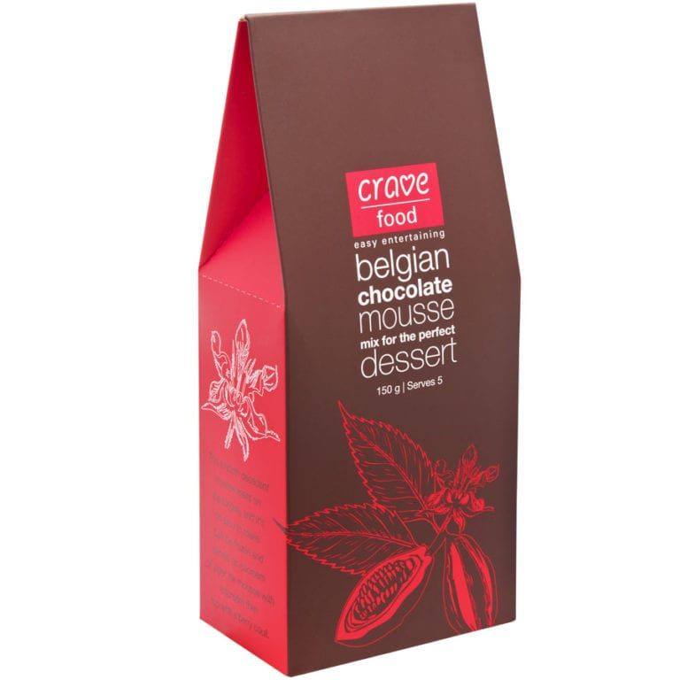 Belgian Chocolate Mousse