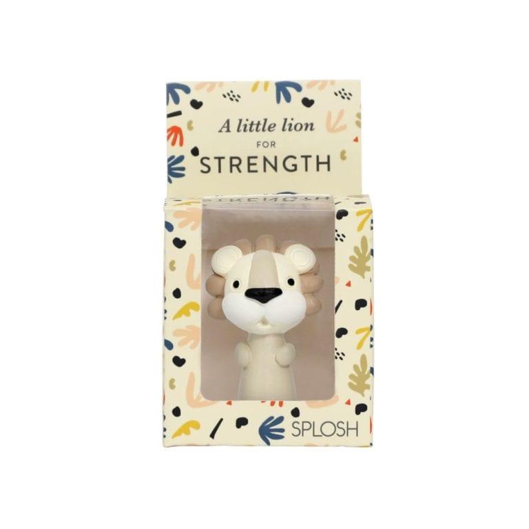 Meaningful Mini - Lion Strength -