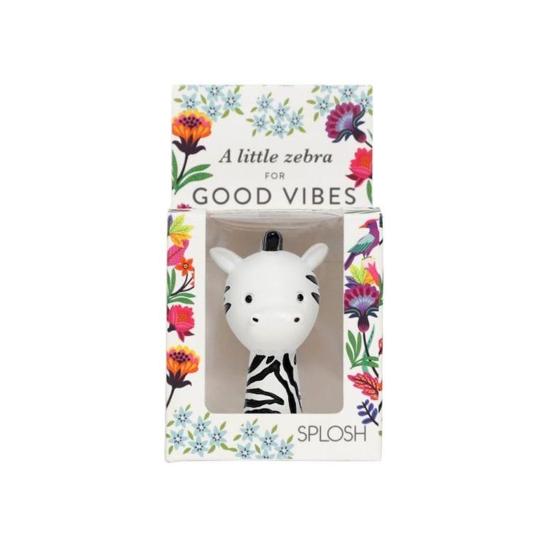 Meaningful Mini - Good Vibe Zebra