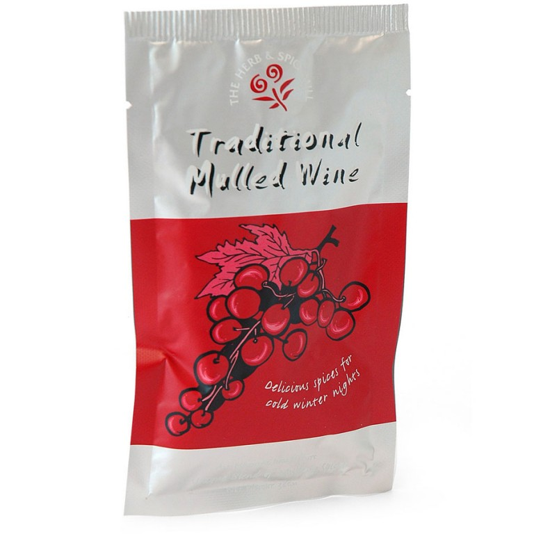 Herb & Spice Mulled Wine