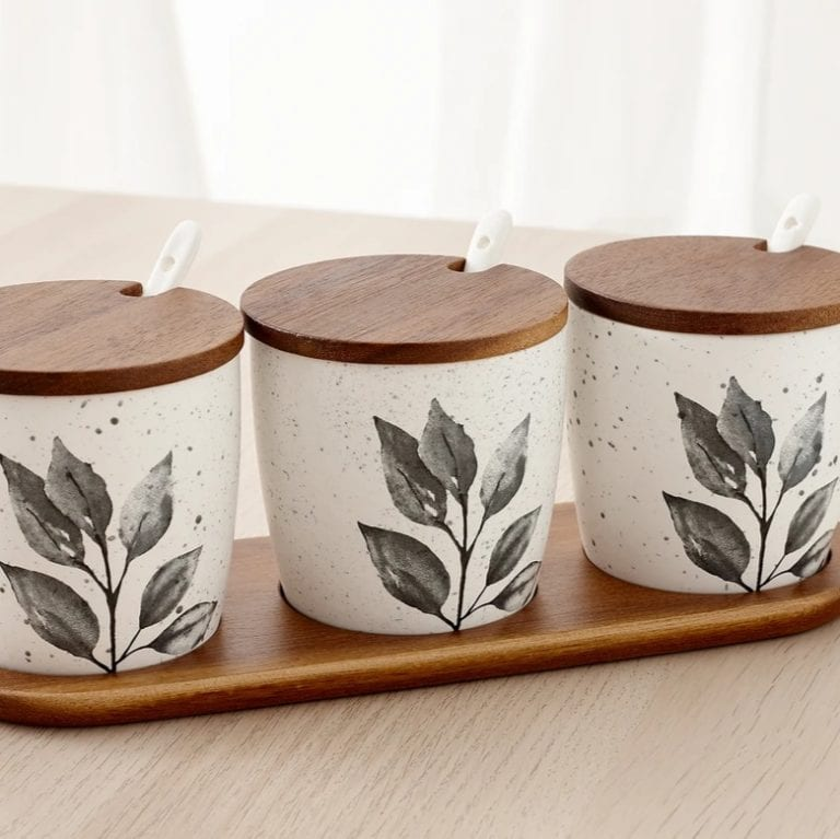 Revive Collection Canister & Spoon